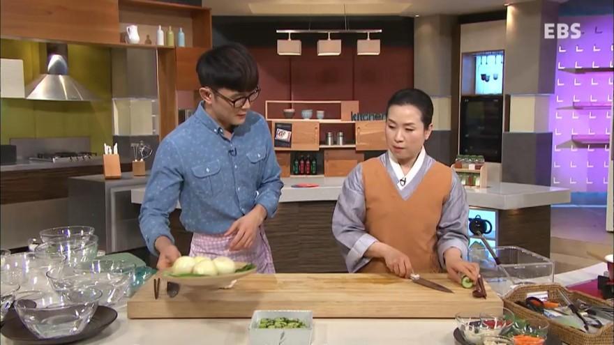 <차은정의활용백배실속레시피> 오이소박이물김치와 양파김치