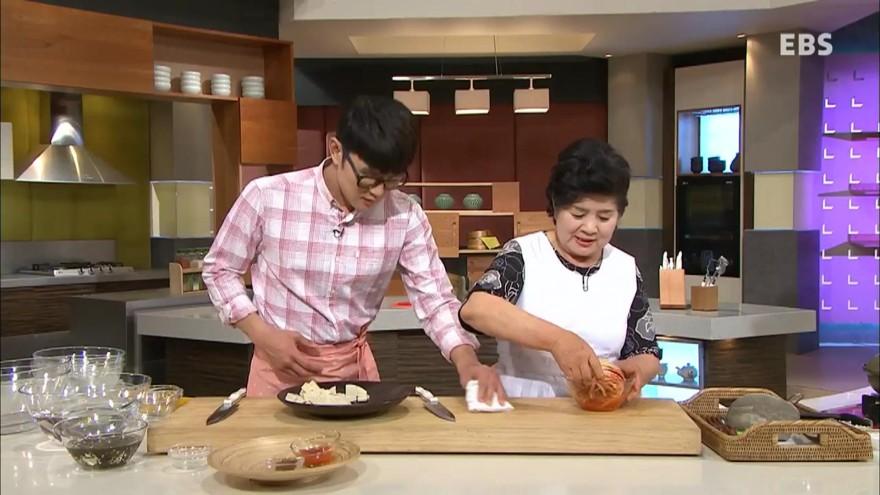 <[팔도손맛]김영숙의손맛을배우다> 두부김치찌개