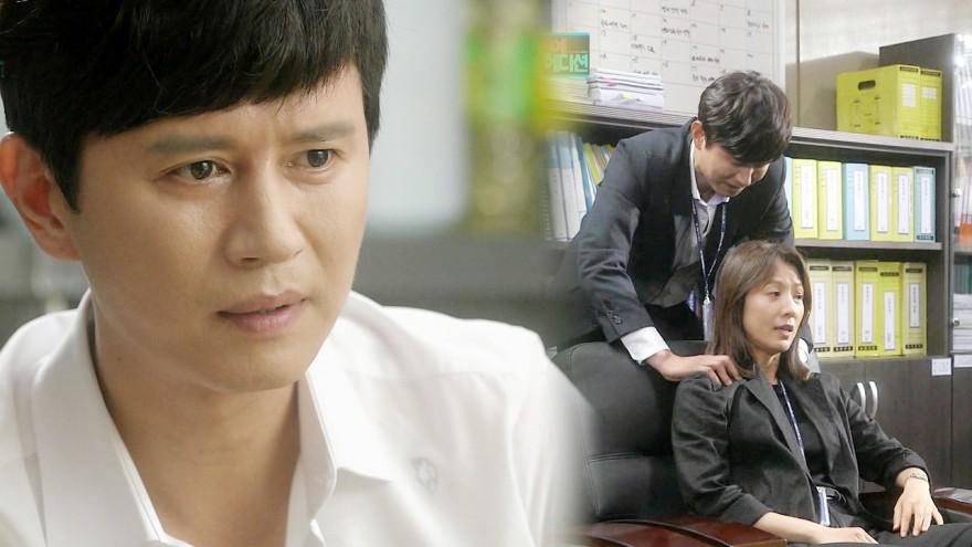 미세스 캅 김민종, 김희애와 러브라인 언제? (연예에디션)